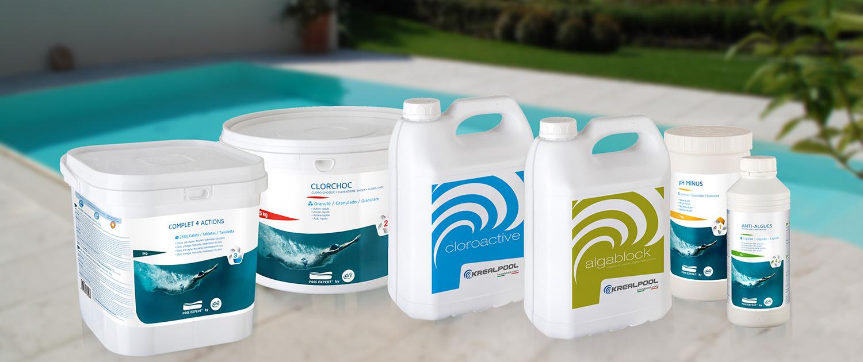 Prodotti pulizia trattamento acqua piscine Milano Varese Como Lugano Monza